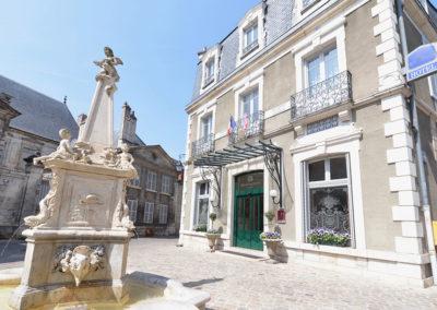 Hôtel d'Angleterre Bourges - Galerie