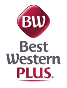 Hôtel d'Angleterre Bourges - Logo Best Western Plus Vertical